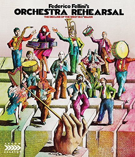 Orchestra Rehearsal (Special Edition) [Blu-ray]