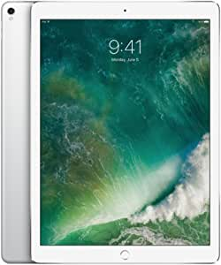 APPLE MQDC2LL/A iPad Pro with Wi-Fi 64GB, 12.9in, Silver (Renewed)