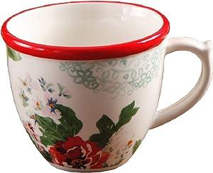 The Pioneer Woman 17 ounce Flea Market Country Garden Mug