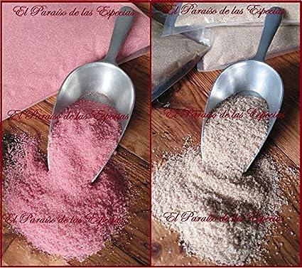 Pack dos Sabores para Máquina de Algodón de Azúcar Fresa Frambuesa ...