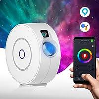 Star Light Galaxy Projector for Bedroom | Alexa, Google Assistant, App Controlled, Adjustable Brightness, 16.7m Color…
