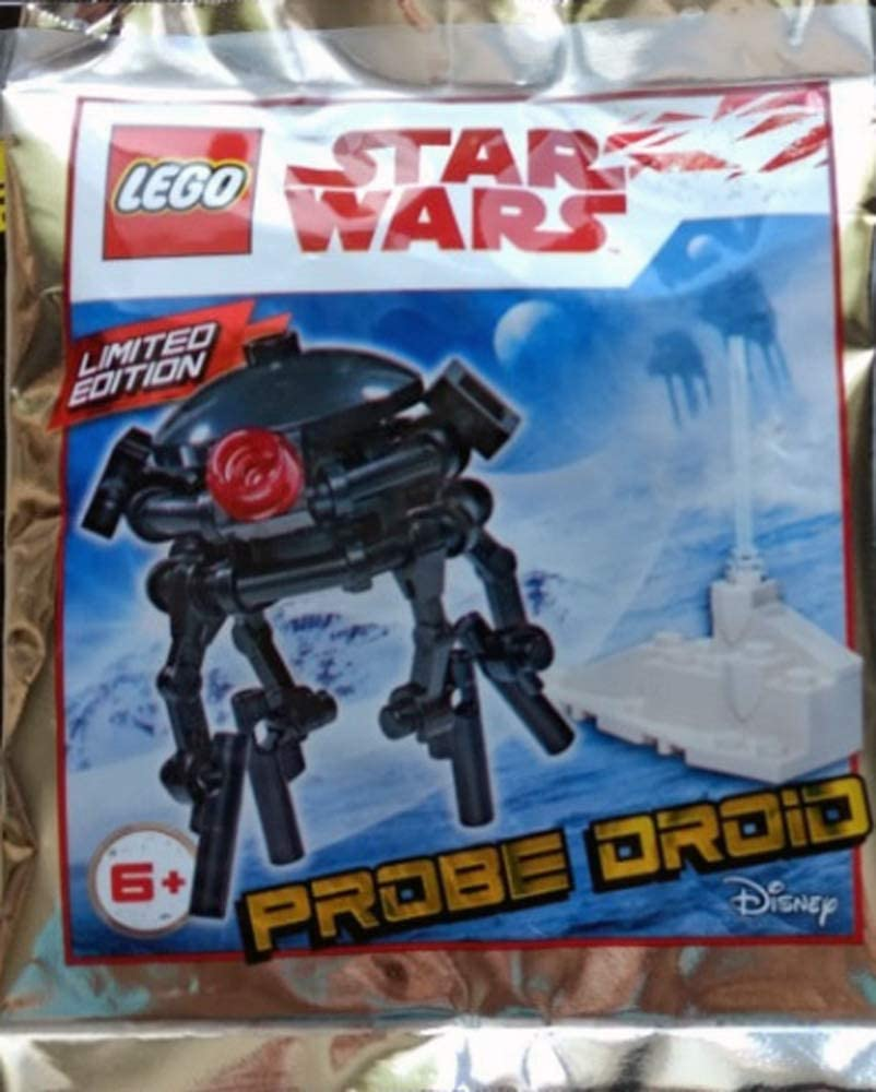 LEGO Star Wars Episode 4/5/6 - Limited Edition - Probe Droid foil Pack