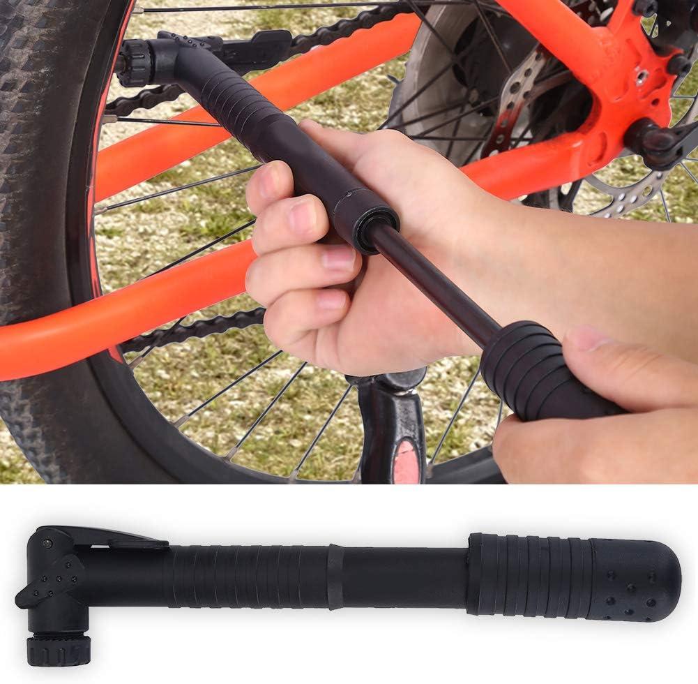 Portable Frame Pump Mountain BMX Bike Tires 120PSI High Pressure Bicycle Tire Pump for for Road Mini Bike Pump