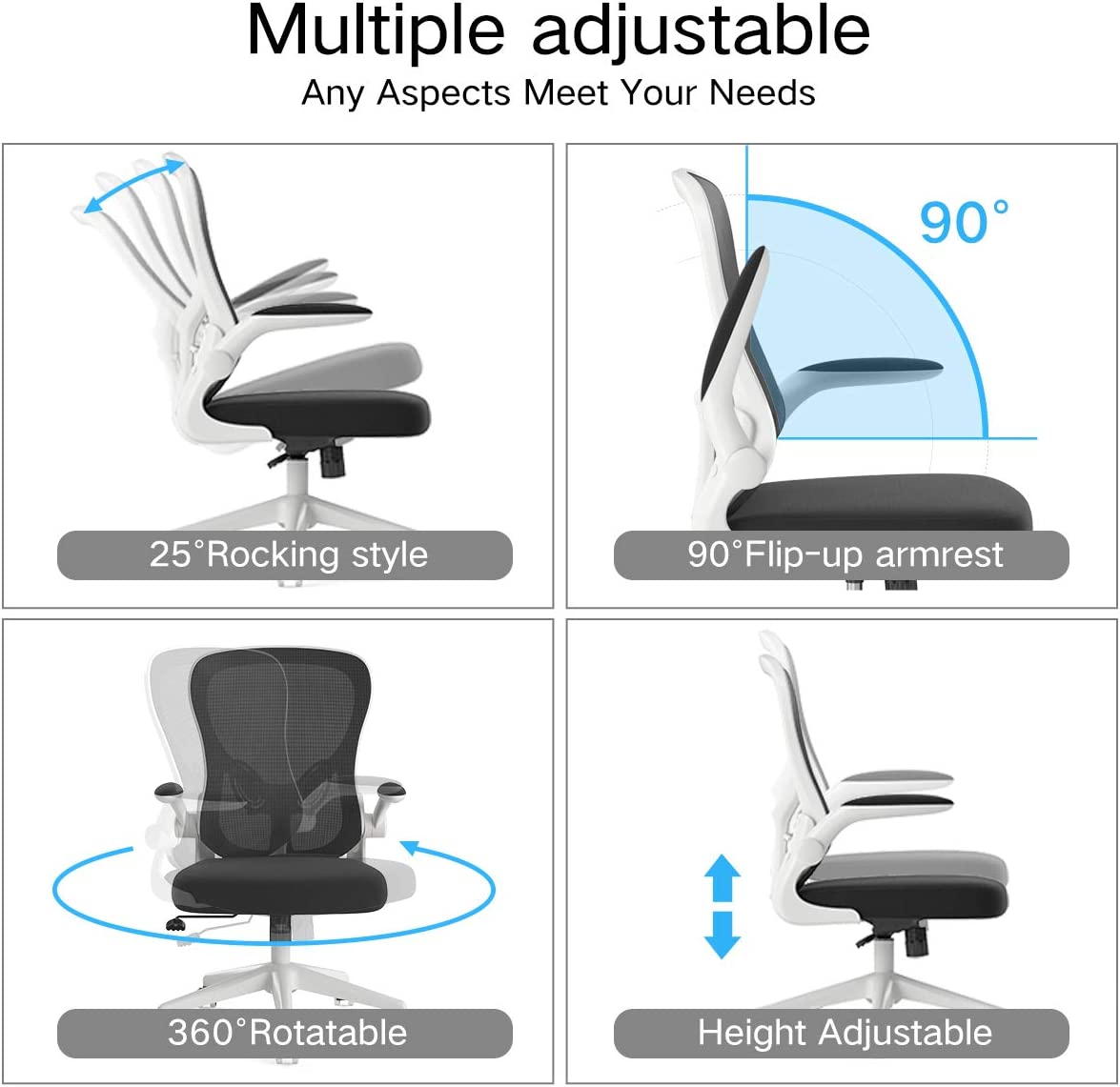61z3XT99UnL. AC SL1200 - What is The Best Computer Chair For Long Hours Sitting? [Comfortable and Ergonomic] - ChairPicks