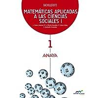 Matemáticas aplicadas a las Ciencias Sociales I. (Aprender es crecer en conexión) - 9788467826951