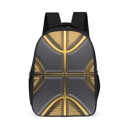 Lind88 - Mochila de baloncesto (15,4 cm), diseño de botella de ...