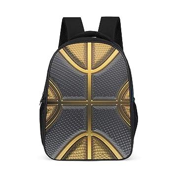 O2ECH-8 - Mochila Grande para niña, diseño de balón de Baloncesto ...