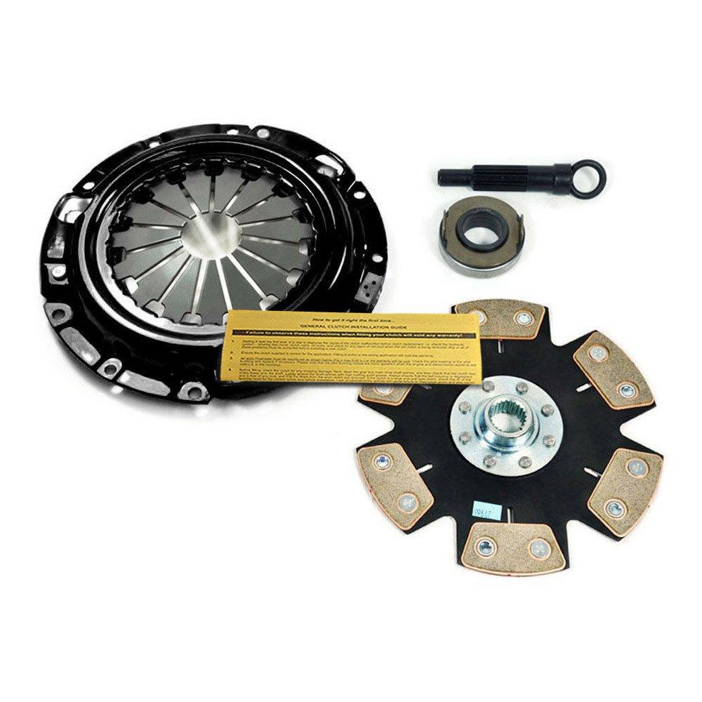 EFT Xtreme hdr6 Kit de embrague Eclipse GST GSX Talon TSi tóner RS 3000 GT Stealth: Amazon.es: Coche y moto
