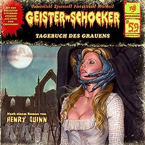 Tagebuch des Grauens (Geister-Schocker 59) Hörspiel