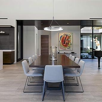 EverFlowery Modern Pendant Light Mini Ceiling Mounted Living Room Led Hanging Fixture