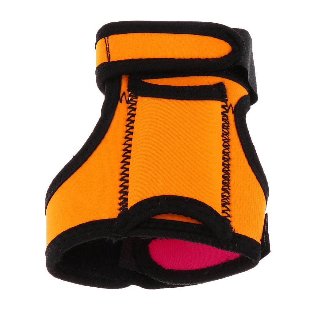 Neoprene Hands Free Holder Glove for Scuba Diving Underwater Torch Flashlight