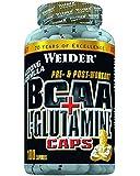 Weider, BCAA+Glutamin, 1er Pack (1x 180 Kapseln)