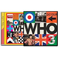 the who deluxe editions