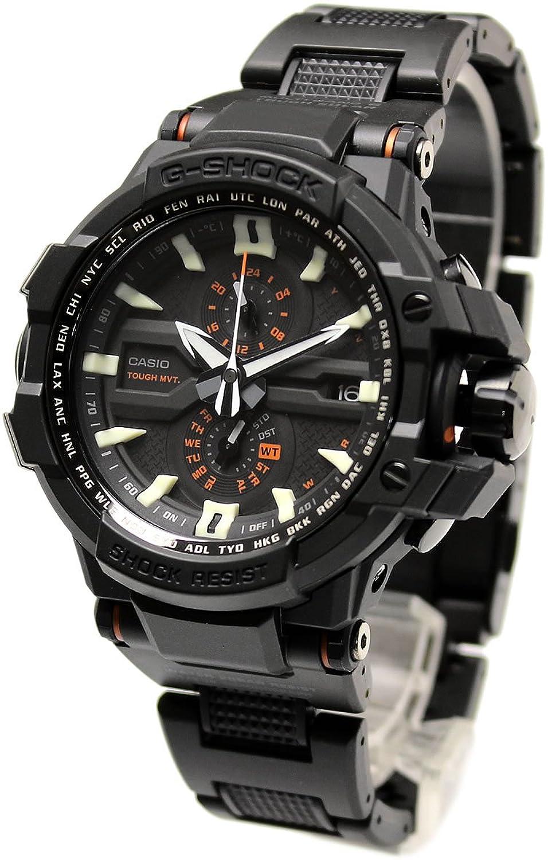 [カシオ]CASIO 腕時計 G-SHOCK TOUGH SOLAR タフソーラー 電波時計 GWA-1000FC-3A メンズ [逆輸入] B00TTQF2M2