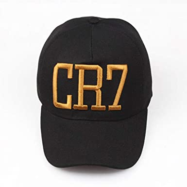 f32a6d03ef7 Cristiano Ronaldo CR7 Hats Baseball Caps Hip Hop Cap Snapback Hat for Men  Women Sun Hats