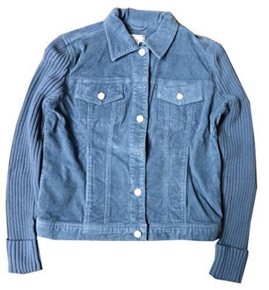 Pana Chaqueta de Heine en azul - algodón, Azul, 4% elastán ...