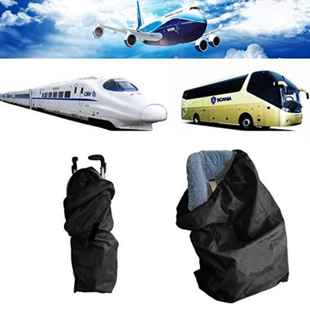 Kinderwagen Reisetasche Transporttasche Fluggesellschaft Flugzeug Wasserdicht Faltbarer Organizer Yudesun Baby Kinderwagen Autokindersitze Rollst/ühle Aufbewahrung Transporttaschen