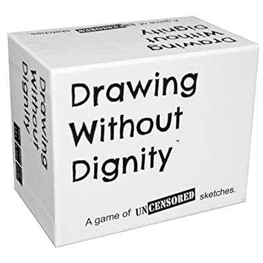 Drawiing Without Dignity - An Adult Party Game of Uncensored Sketches