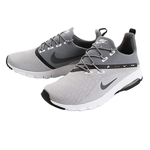 the latest 84639 35b09 Nike AIR MAX Motion Racer 2 Men s Grey Mesh Shoes US 12 UK 11