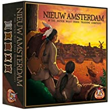 White Goblin Games New Amsterdam