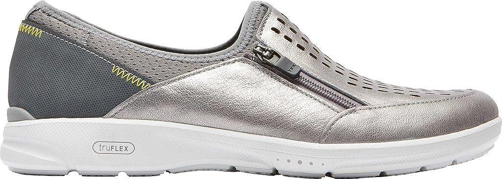 Rockport - Damen Truflex W Slip On Metallic Schuhe Metallic On Pew 3e0985
