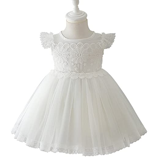 f23a9733eb2f Amazon.com  Dreamy Lantana Baby Girls Dresses Ultrathin Tencel ...