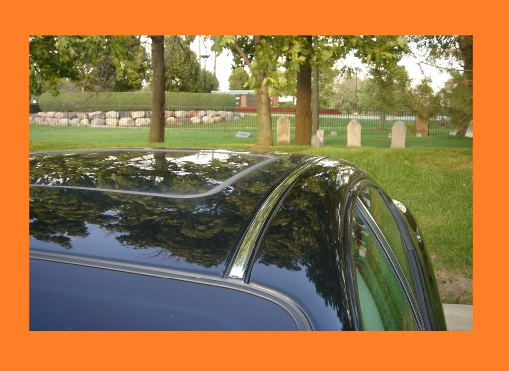 2005-2010 CHRYSLER 300 300C CHROME ROOF TRIM MOLDINGS 2PC 2006 2007 2008 2009 05 06 07 08 09 10 LIMITED TOURING SRT-8 SRT8 true-line