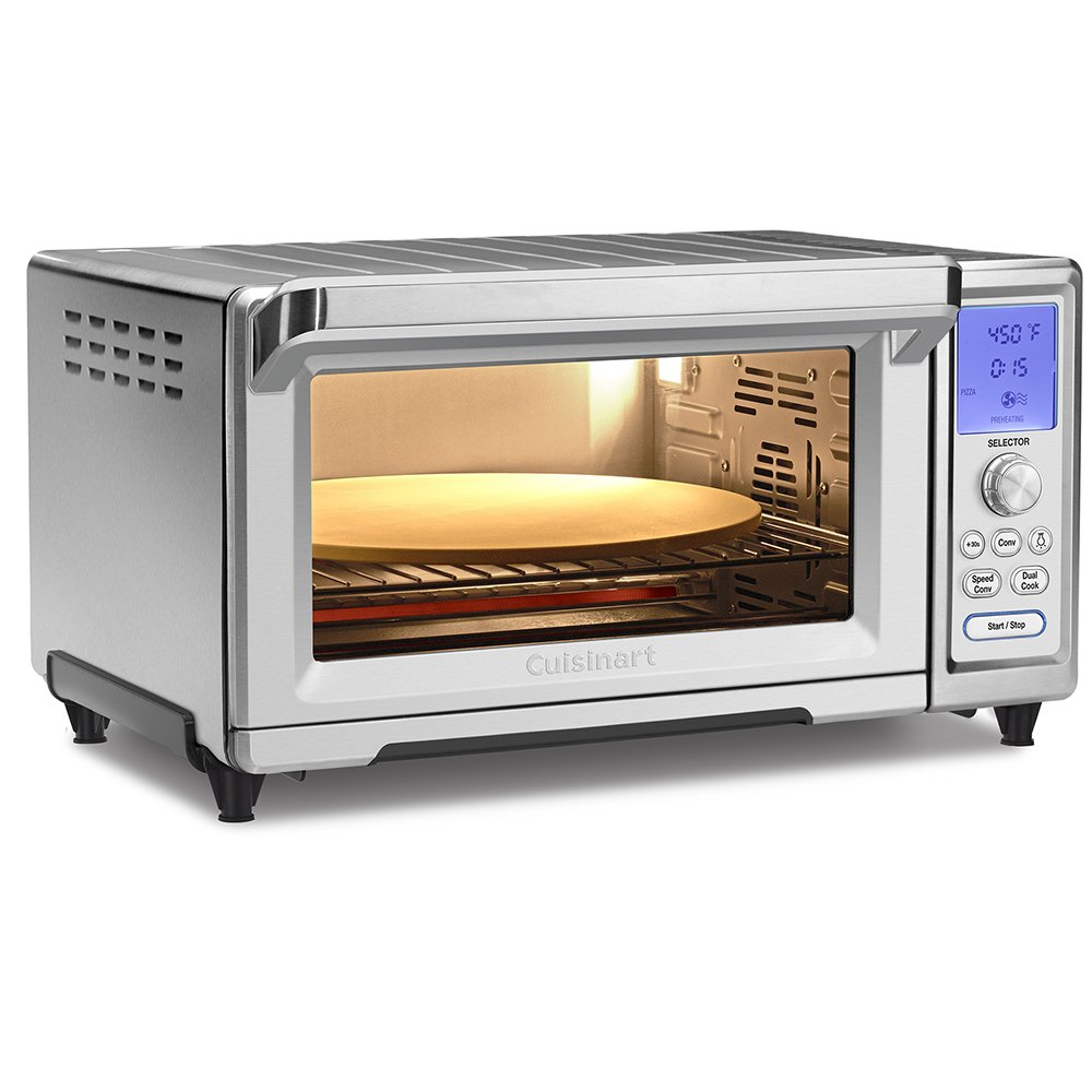 Cuisinart TOB-260N1 Chef's Convection Toaster Oven,Stainless Steel