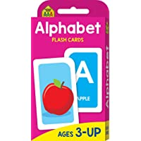 School Zone Alphabet Flash Cards (new cover)