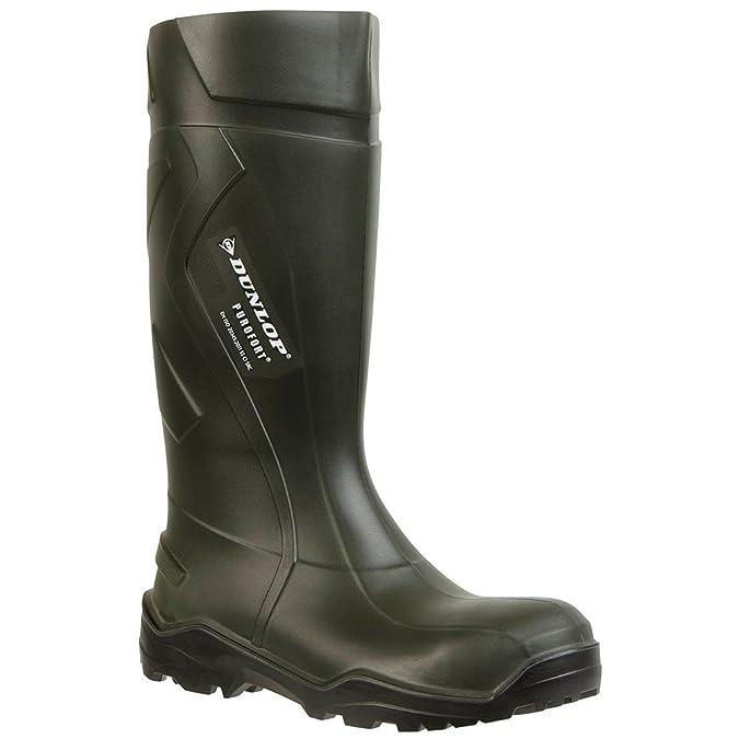 Dunlop Purofort Unisex S5 Langschaft Gummistiefel Gr.45 C462933 Agrar, Forst & Kommune Business & Industrie