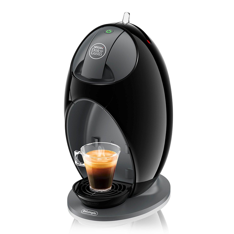 DeLonghi Dolce Gusto Jovia EDG250.B - Cafetera de cápsulas, 15 bares de presión, color negro