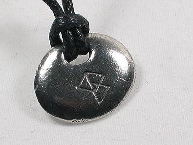 Viking Rune Stone Pendant SUCCESS