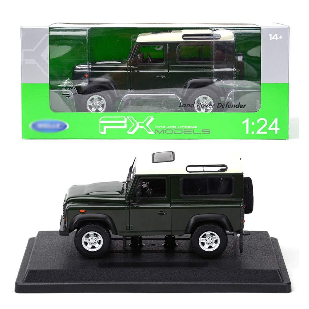 Modelo De Automóvil Land Rover Range Rover - Colección para Adultos / Juguetes para Niños 1:24 Fundición A Presión, Modelo Terminado / Decoración, ...