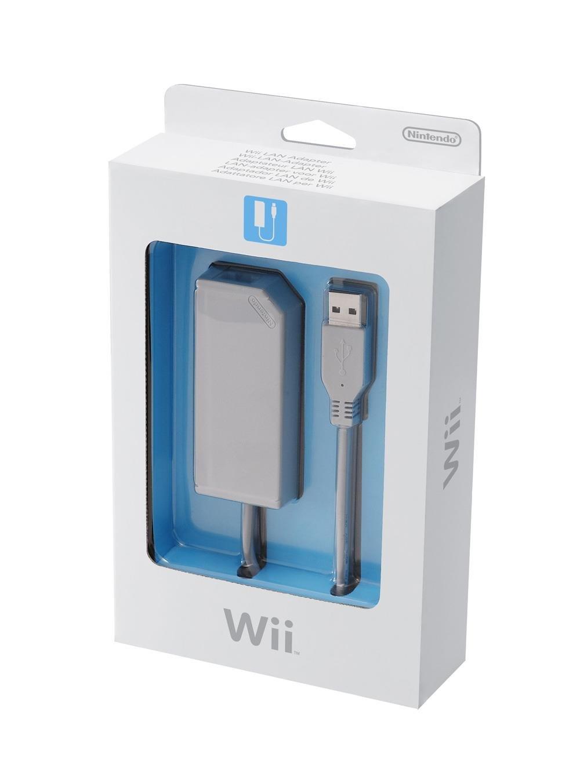 Lan Adaptor (Wii): Amazon.co.uk: PC & Video Games