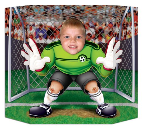 Soccer Cut Out Decoration - 7