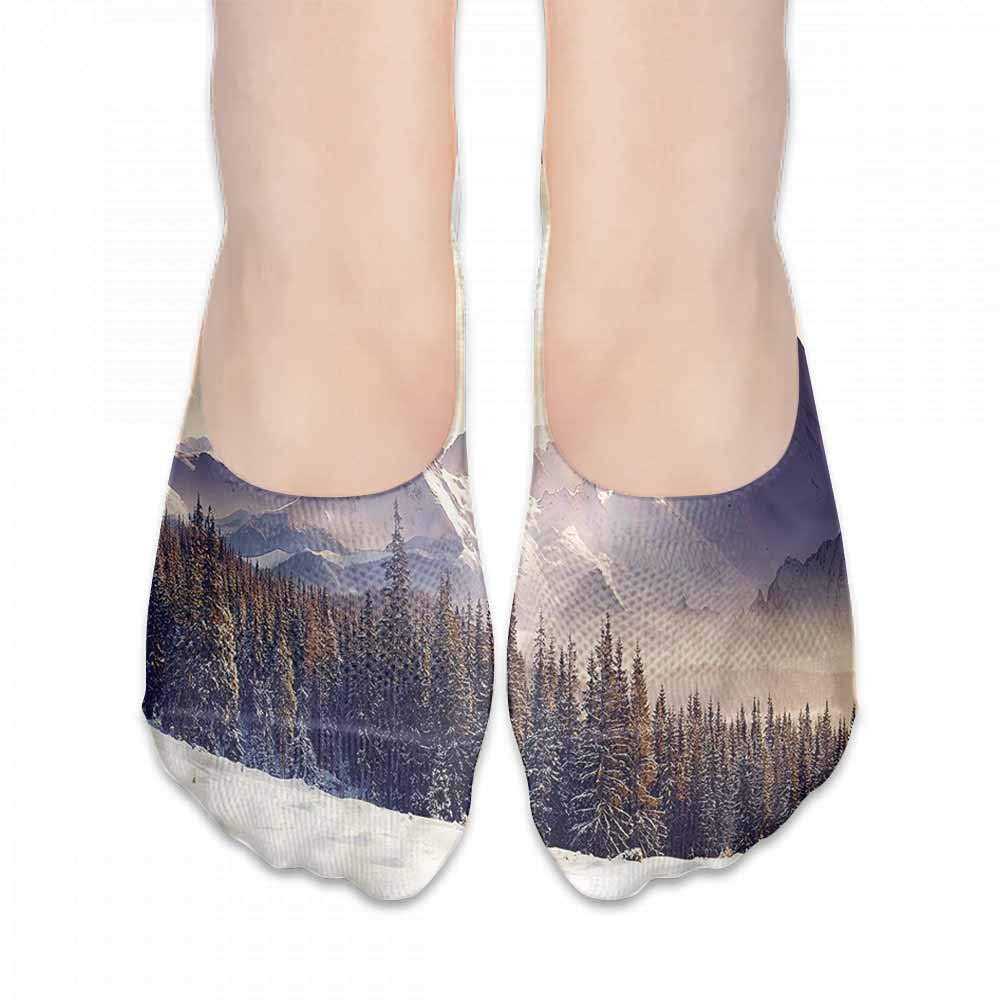 Hot sale Socks Nature,Waterfall Brandywine Creek,socks with grips for women and wings