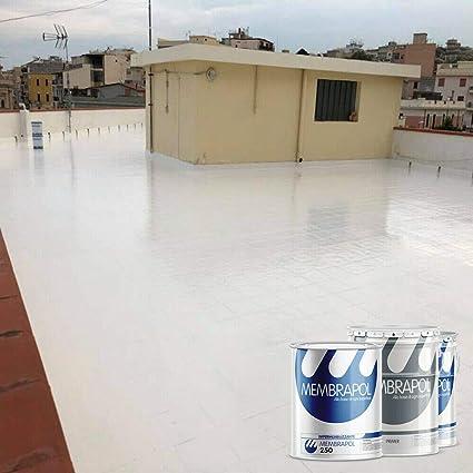Membrapol 250 Kit Per L Impermeabilizzazione Dei Balconi
