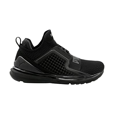 PUMA Mens Ignite Limitless Running Shoes Black Size 8.5  Amazon.co.uk  Shoes    Bags fc80a879f