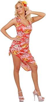 Corto Verano Vestido Hawaii vestido Disfraz Hawaii Verano Para ...
