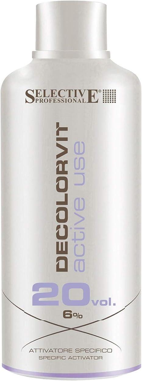 Selective Oxydant Decolorvit Active Use 20 Vol 750 ml