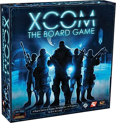 XCOM Board Game Review