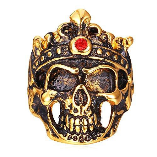U7 Jewelry Vintage Gothic Stainless