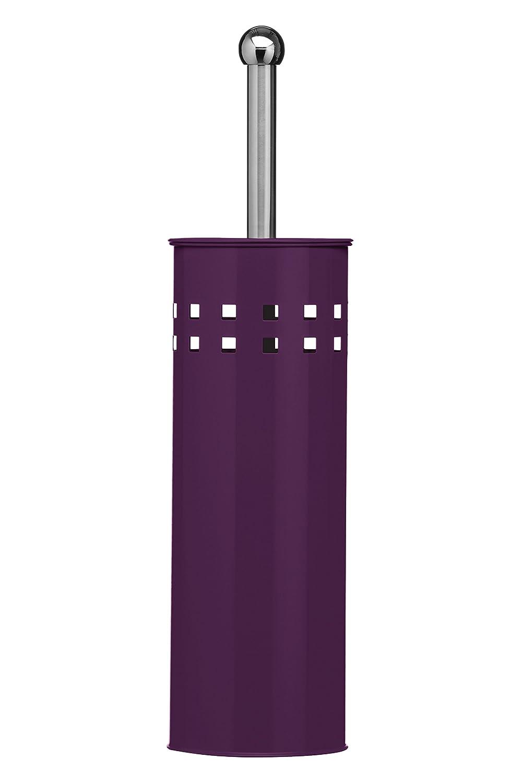 Purple Bathroom Bin Premier Housewares 3 L Stainless Steel Pedal Bin Purple Amazon