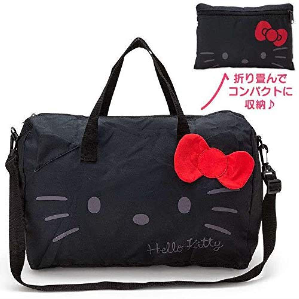 4f755134bf Amazon.com  Kawaii Cute Cartoon Hello Kitty My Melody Foldable Folding  Trolley Travel Bag Women Girls Tote Duffle Bags Hand Luggage yey-675  Shoes