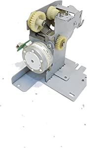 HP RM1-1729-000CN Fuser Roller Drive Assembly - Includes Both Motors (M5, M6)