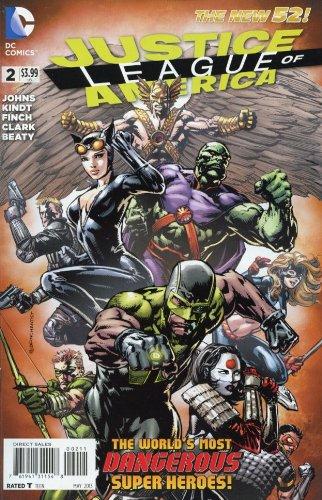 Justice League of America #2 Comic Book 2013 New 52 - DC pdf