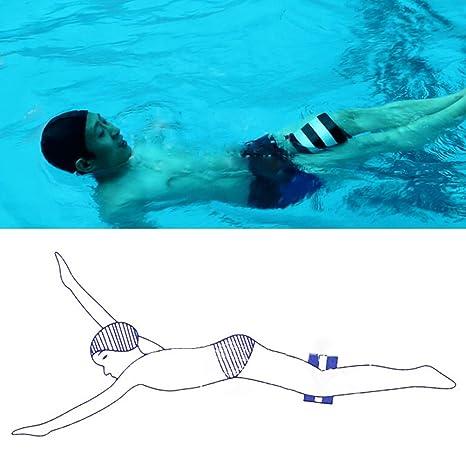 zerlar - Pull buoy para natación flotador piscina formación ayuda para niños adultos: Amazon.es: Deportes y aire libre