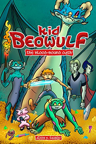 (Kid Beowulf: The Blood-Bound Oath)