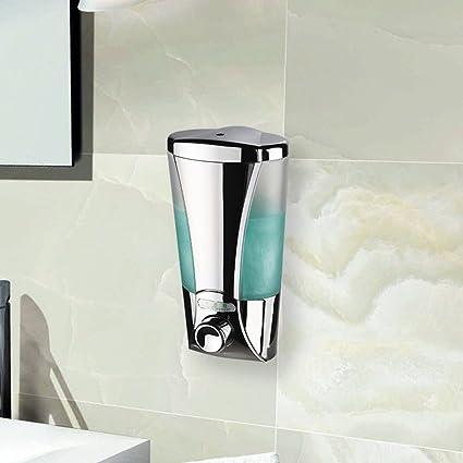 dispensador de jabón de baño/pared líquida soap-box/Baño shampoo ducha gel