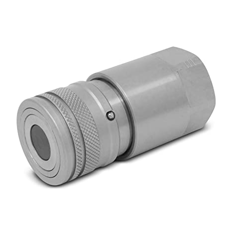 CAT 153-2994 Replacement Female Hydraulic Flat Face Quick Coupler